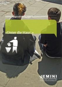 GEMINI-Heft-3-Jugendbildung-Rechtsextremismus (verschoben)