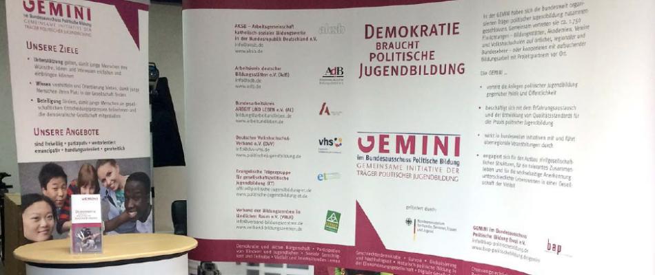 GEMINI Stand DJHT 2017