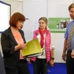 GEMINI-Stand beim Deutschen Kinder- und Jugendhilfetag