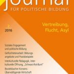 Ausgabe 2/16 des Journal für politische Bildung erschienen