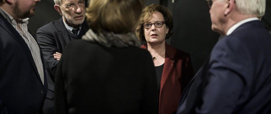 bap-Vorstand im Gespräch © Bundesregierung: Jesco Denzel