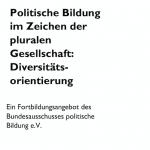 Modul III: Politische Bildung im Zeichen der pluralen Gesellschaft: Diversitätsorientierung