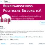 Bap vernetzt - Twitter und YouTube